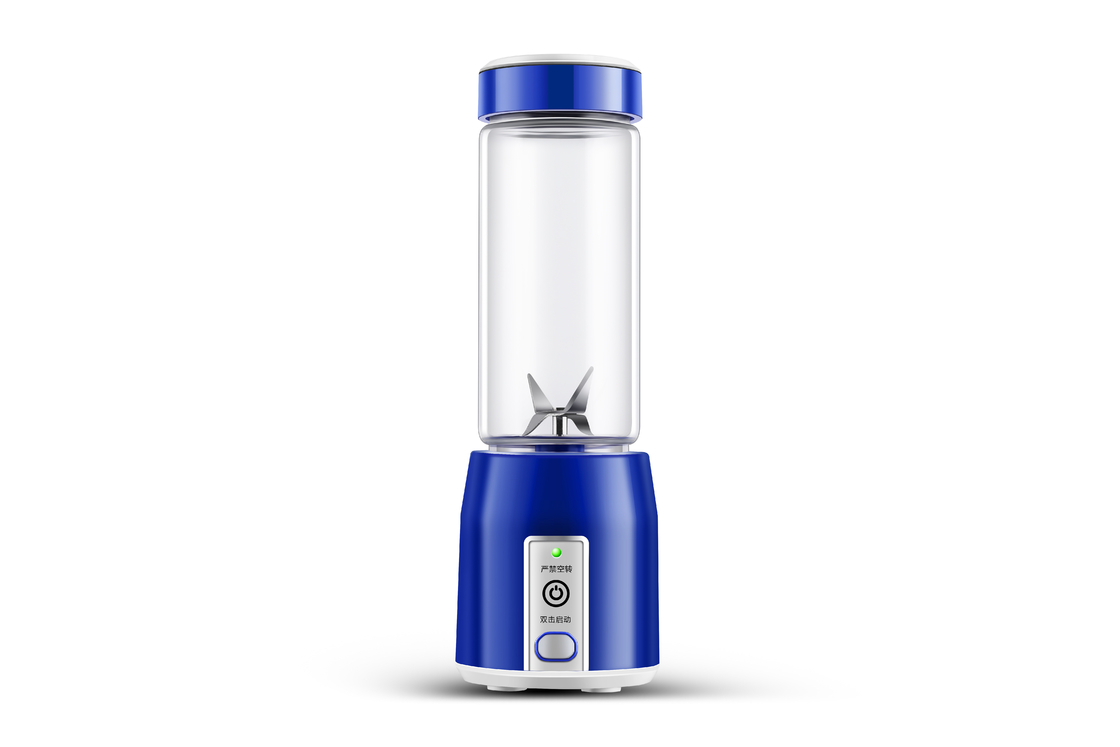 Micro Switch Mini USB Electric Juicer , Separation Design Easy For Cleaning